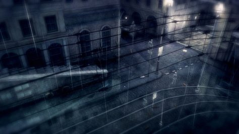 Rain - PlayStation 3 - City