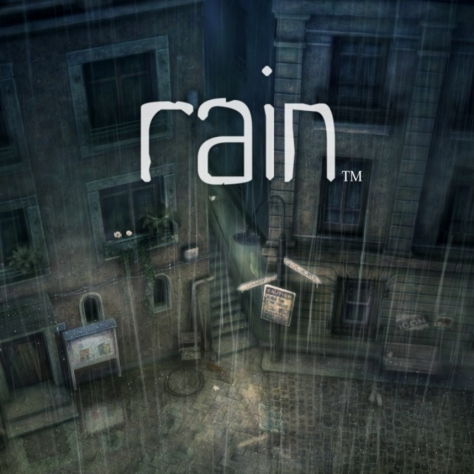 Rain - PlayStation 3 - Cover Art