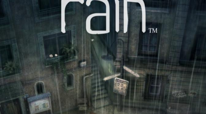 Rain [PlayStation 3] – Review