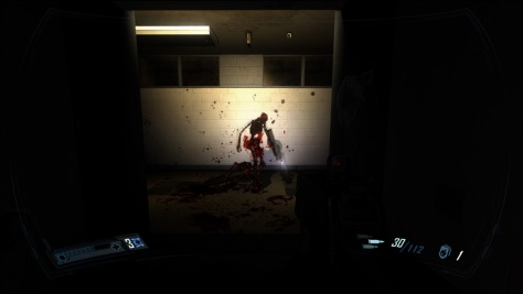 F.E.A.R. 2 Project Origin - Xbox 360 - Gore