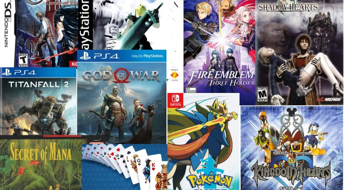The Top 10 Games I Played in 2019