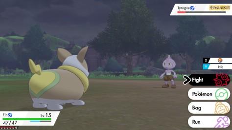 Pokemon Sword - Switch - Battles