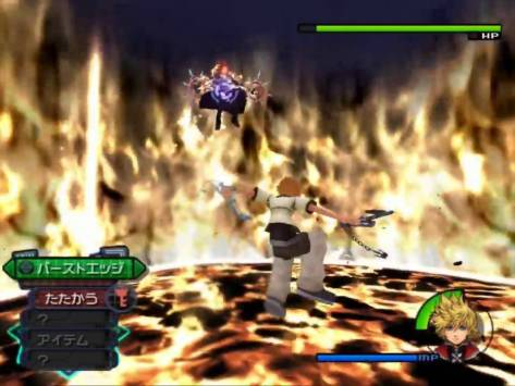 Kingdom Hearts II Final Mix+ - PlayStation 2 - Axel
