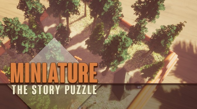 Miniature – The Story Puzzle [Switch] – Review