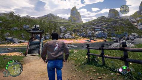Shenmue III - PlayStation 4 - Bailu Village