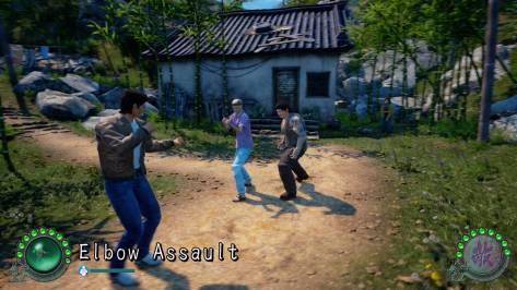 Shenmue III - PlayStation 4 - Brawling