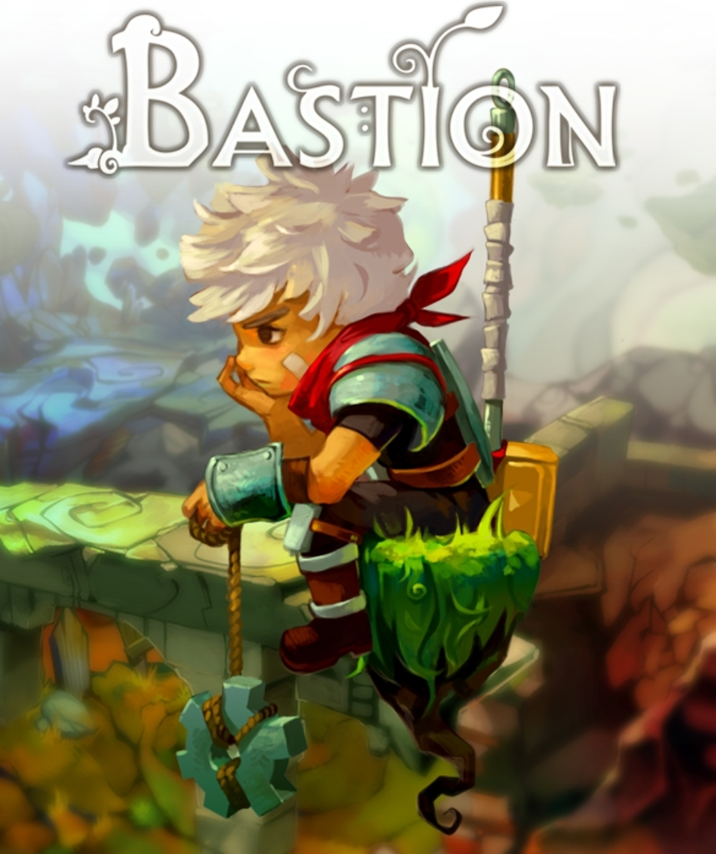 Bastion - Box Art