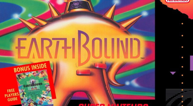 EarthBound [Super Nintendo] – Review
