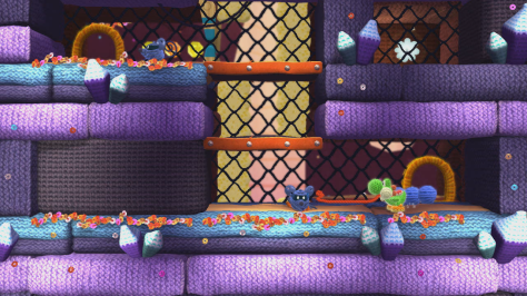 Yoshi's Woolly World - Wii U - Puzzle Box