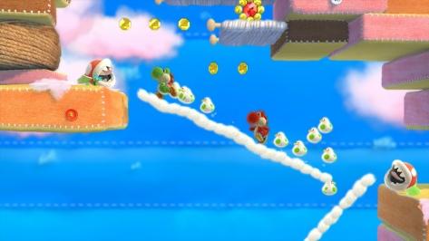 Yoshi's Woolly World - Wii U - Variety