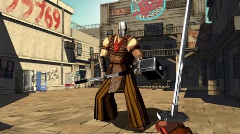Red Steel 2 - Wii - Big Bad
