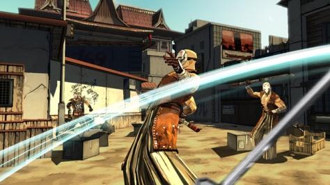 Red Steel 2 - Wii - Roving Gangs