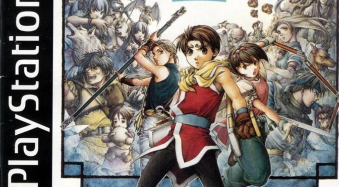Suikoden II [PlayStation] – Review