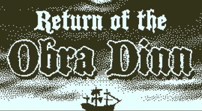 Return of the Obra Dinn [Switch] – Review