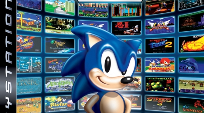 Sonic's Ultimate Genesis Collection & Retro-Bit's Wireless Genesis Controller – Review