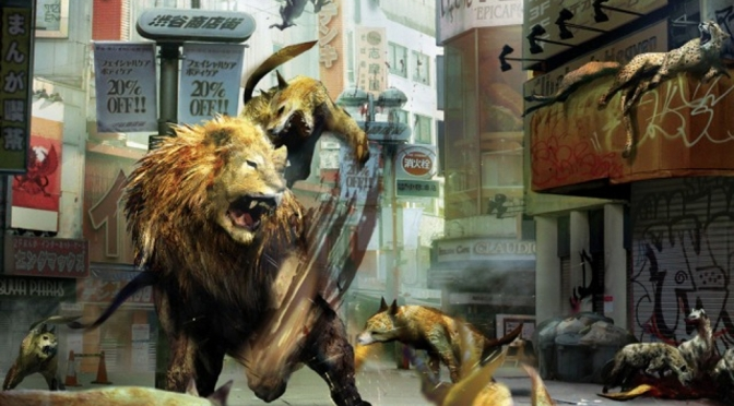 Tokyo Jungle [PlayStation 3] – Review