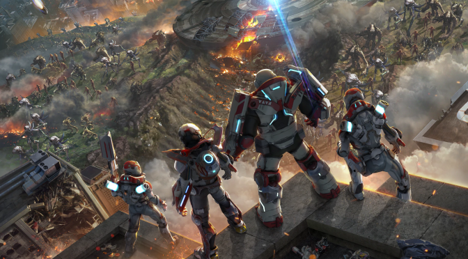 Alienation [PlayStation 4] – Review